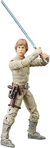 Star Wars 40ème Anniversaire - Figurine Luke Skywalker Bespin 15 cm - Edition Collector
