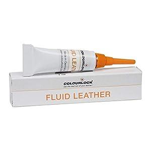 COLOURLOCK–Líquido Piel Filler 0,23FL OZ/7ml para Rellenar o reparación pequeños agujeros, lágrimas, profundo arañazos y grietas en piel asientos de coche, muebles y otros artículos de cuero