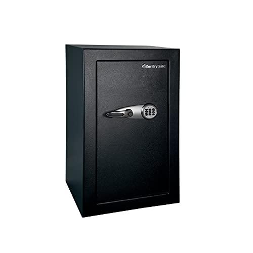 SentrySafe T0-331 Security Safe, 6.01 cu. ft, Black