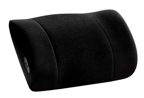 Homedics Group Canada (n) Lumbar Support With Massage Obusforme Black(Side To Side)