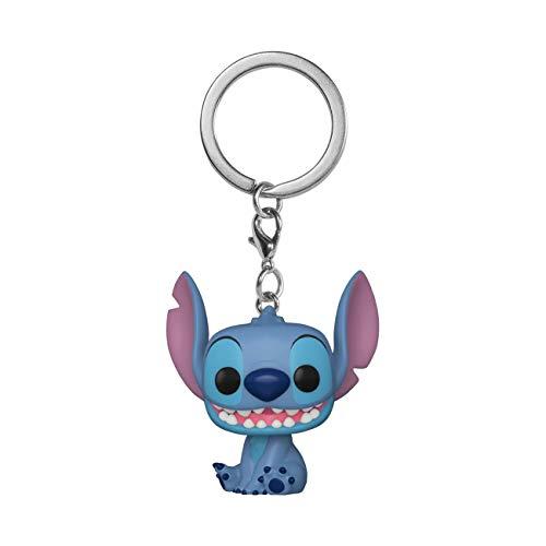 Funko 55619 POP Keychain Lilo and Stitch- Stitch