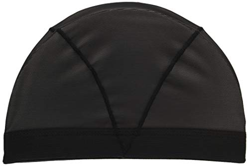 FOOTMARK(フットマーク) 水泳帽 スイミングキャップ ダッシュ 101121 ブラック(09) L
