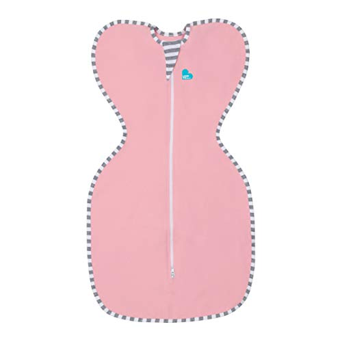 Love To Dream LTD101001PKS - Sacco nanna a fascia, 3-6 kg, colore: rosa