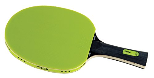 STIGA Pure Color Advance Table Tennis Racket, Green
