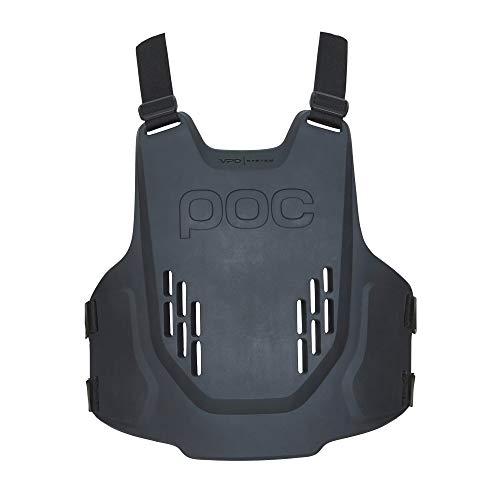 POC VPD System Brustprotektor Uranium Black Größe L/XL 2020 Fahrrad Schutzbekleidung