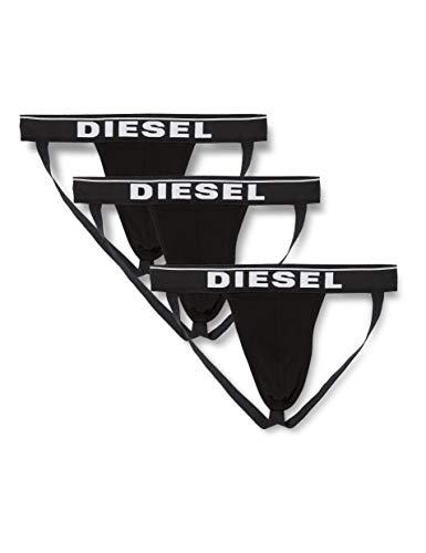 Diesel Umbr-jockythreepack Jock Strap, E4101/0jkkb, L para Hombre
