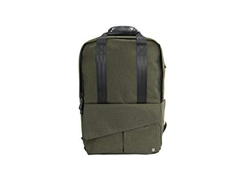 Mochila PKG Rosseau, Laptop, Grey Wool, 25 Liters