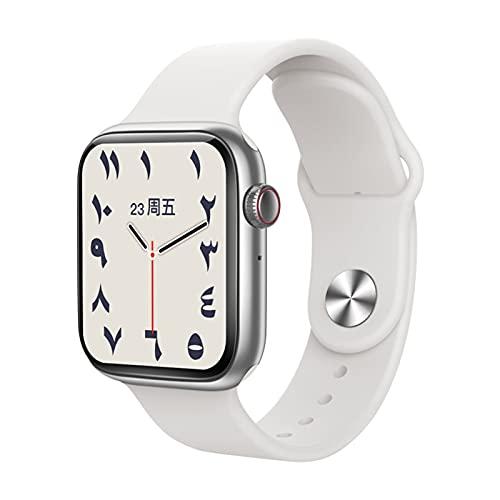 Montloxs 1.75' Pantalla Completa T500 + Plus Reloj Inteligente Serie 6 2020 versión 5 más Reloj Llamada iwo 13 Reloj Inteligente