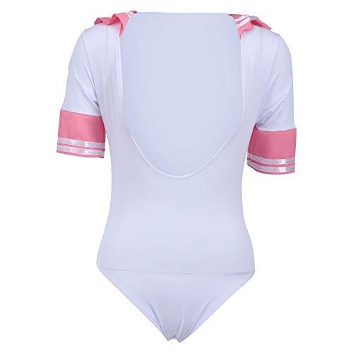 EXCEART 1 Juego Traje de Marinero Traje de Lencera Traje de Traje Vestido Camisones Ropa Interior Ropa de Dormir Rosa