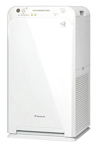 ダイキン 空気清浄機(25畳まで ホワイト)DAIKIN ストリーマ空気清浄機 MC55X-W