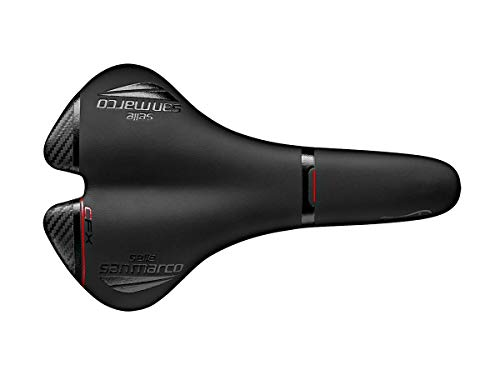 Selle San Marco - Sillín ASPIDE Full-Fit Carbon FX Wide