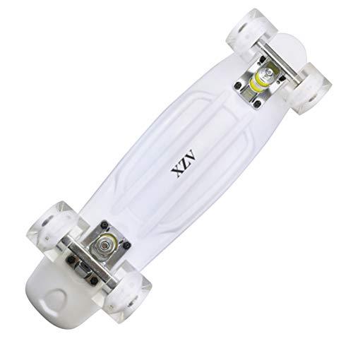 XZV Mini Board for Outdoor Sport Board Skateboard for Outdoor Sport Fish Board Non-Slip Deck