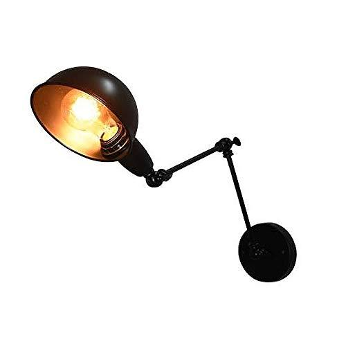 Lightess Apliques Pared Industrial Lámpara Pared