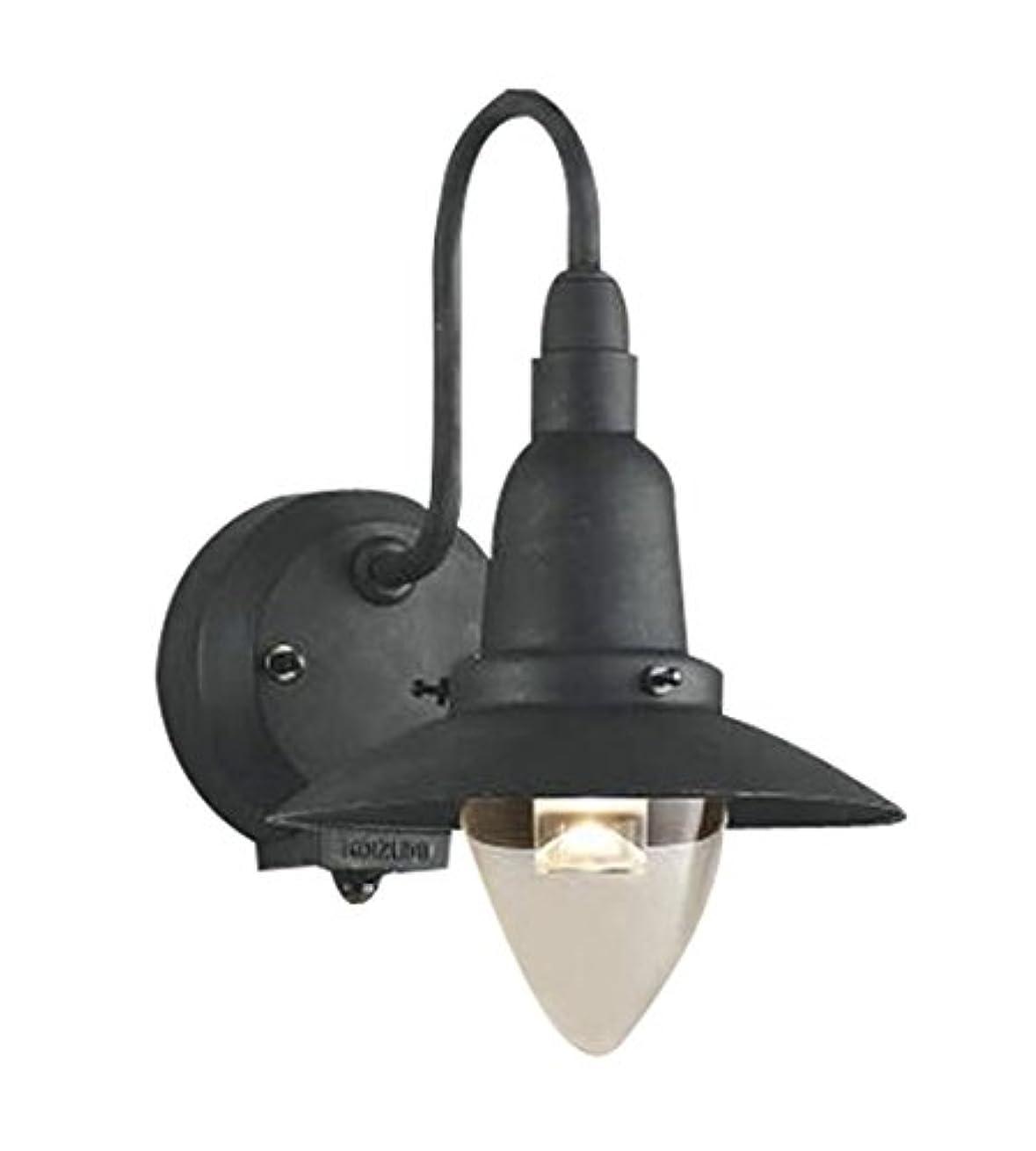 好色なライターもちろんコイズミ照明 人感センサ付ポーチ灯 マルチタイプ ブラック?ヴィンテージ仕上 AU42214L