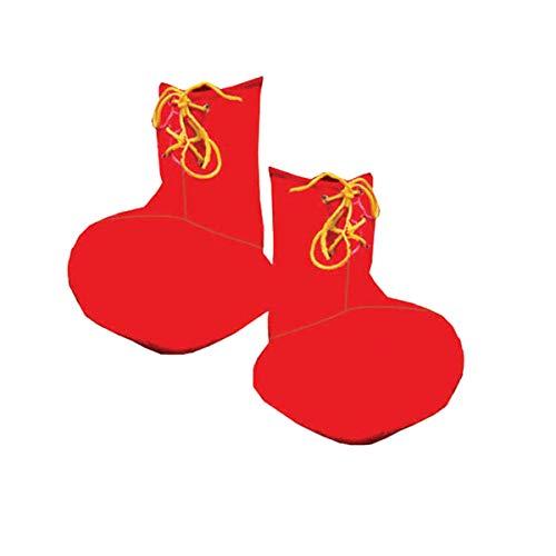 Dress Up America - Schuhe in Rot - Polyester, Größe Einheitsgröße