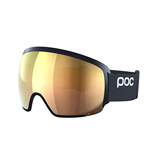 POC Orb Clarity Spare Lens Kit, Uranium Black/Spektris Gold, ONE Size
