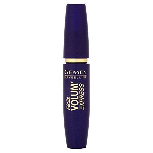 Maybelline New York - Mascara Volume - Volum' Express - Noir - 10 ml