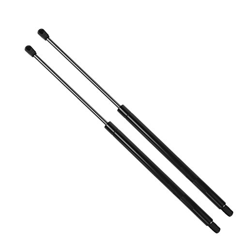 Rear liftgate Tailgate Lift Supports Struts Gas Springs Shocks for 2002-2009 Chevrolet Trailblazer (Excluding XL EXT LT),2002-2004 Oldsmobile Bravada,2003-2008 Isuzu Ascender,2004-2007 Buick Rainier,2