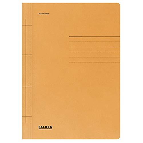 Original Falken DIN A4 10er Pack breit Assorted Colours