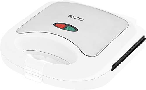ECG S 3271 - Sandwichera, color blanco