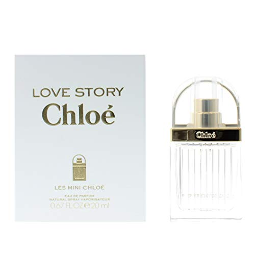 Chloé Love Story Eau de Parfum femme woman, 1er Pack (1 x 20 ml)