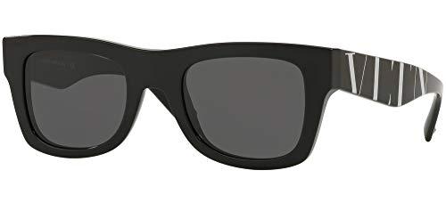 Valentino Gafas de Sol LEGACY VA 4045 Black/Grey 50/22/145 hombre