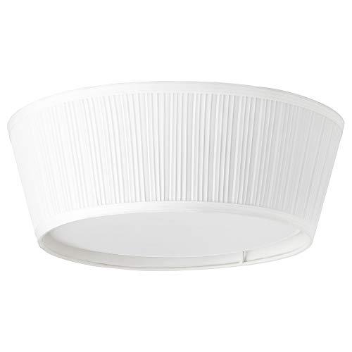 ÅRSTID - Lámpara de techo (17 x 46 cm), color blanco