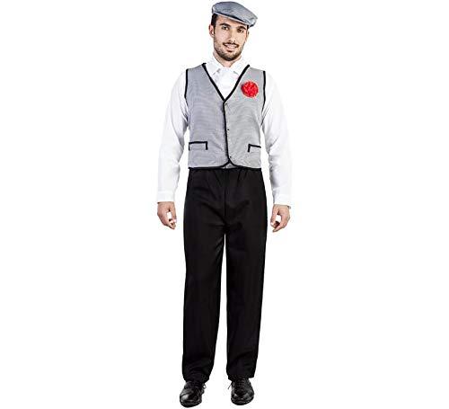 Disfraz de Madrileño Chulapo Adulto (Talla XL)