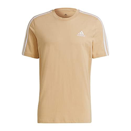 adidas M 3s Sj T T-Shirt für Herren, Herren, Unterhemd, GK9136, Beibru, 4X-Large