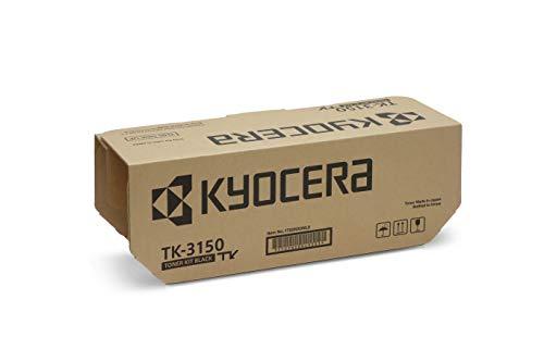 Kyocera TK-3150 Schwarz. Original Toner-Kartusche 1T02NX0NL0. Kompatibel für ECOSYS M3040idn, ECOSYS M3540idn