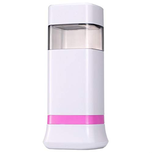 Baby Bottle sterilisator Draagbare multifunctionele Ultraviolet sterilisatie sterilisator snel Verwarming Babyvoeding En Melk Fit for All Babyflessen (Color : Pink)