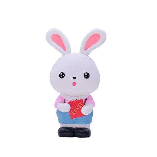 Levoberg Hucha forma conejo Mignon irrompible regalo