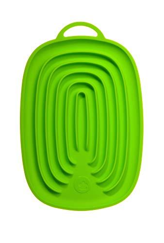 Kochblume Silikon Multiablage (grün)