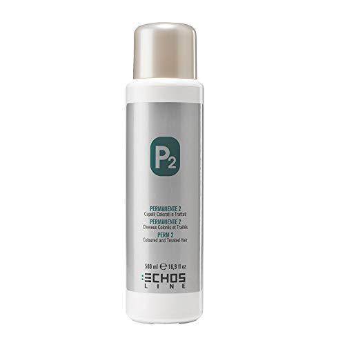 P2 – Permanent für gefärbtes und behandeltes Haar – 500 ml – EchosLine