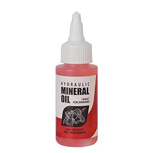 Aceite Mineral de Freno de Bicicleta, lubricante de Freno de Disco hidráulico...