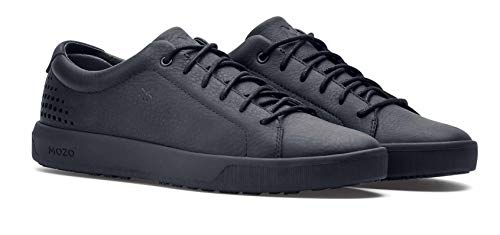 MOZO Women's Mavi II Running Shoe, Black, 11