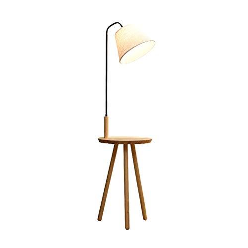 Lámpara de pie Lámpara de pie con trípode Protección ocular Lámpara de pie para oficina con lámpara de araña para sala de estar y dormitorio Lámpara de pie de piso Bookshelf Home Office Sala de estar