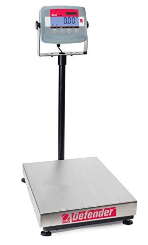 Ohaus Defender 3000Serie estándar banco escala, Ohaus Defender: d31p60bl-m