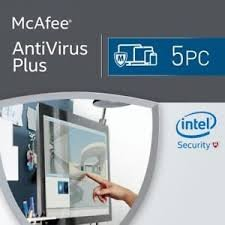 Mcafee 2018 Antivirus Plus - 5 Devices, Delivery on same day via Amazon Message - Download software link and Activation key -