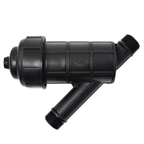 Filter Kartuschenfilter Vorfilter Pumpenfilter für Hauswasserwerk Kreiselpumpe Jetpumpe Brunnenpumpe Pumpe Tauchpumpen bei Waschmaschinen, Schaltgeräten, Kreiselpumpen