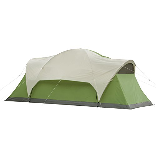 31BOxdQqhZL - Coleman 8-Person Tent for Camping | Montana Tent with Easy Setup