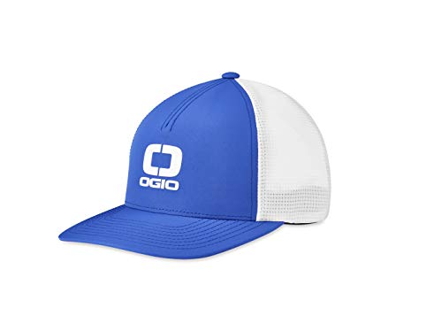 OGIO GOLF Shadow Core Badge Mesh Hat Casquette De Baseball, Bleu (Azul Royal/Blanco 5219011og), Taille Unique Homme