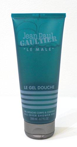 Jean Paul Gaultier Le Male homme/men, Showergel, 1er Pack (1 x 200 ml)