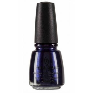 China Glaze Nail Lacquer with Nail hardner 2 – First Class Ticket