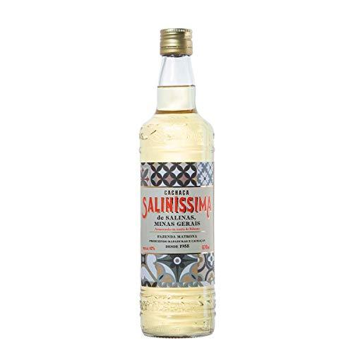 Salinissima Cachaça - 1 botella de 70 cl