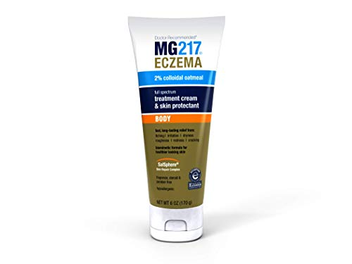 MG217 Eczema Body Cream