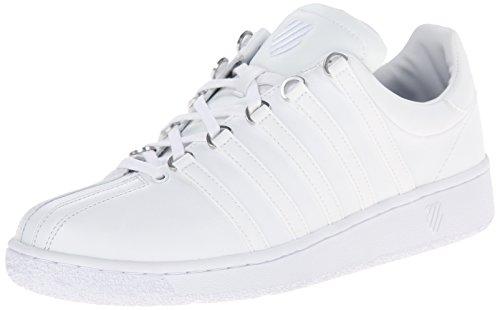 K-swiss Classic Vn, Herren Sneakers, Weiß (Weiß/Weiß), 40 EU