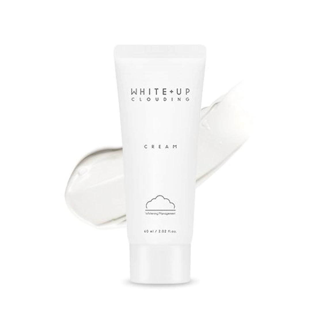 リマケージ気になるAPIEU (WHITE+UP) Clouding Cream/アピュ ホワイトアップクラウドディングクリーム 60ml [並行輸入品]