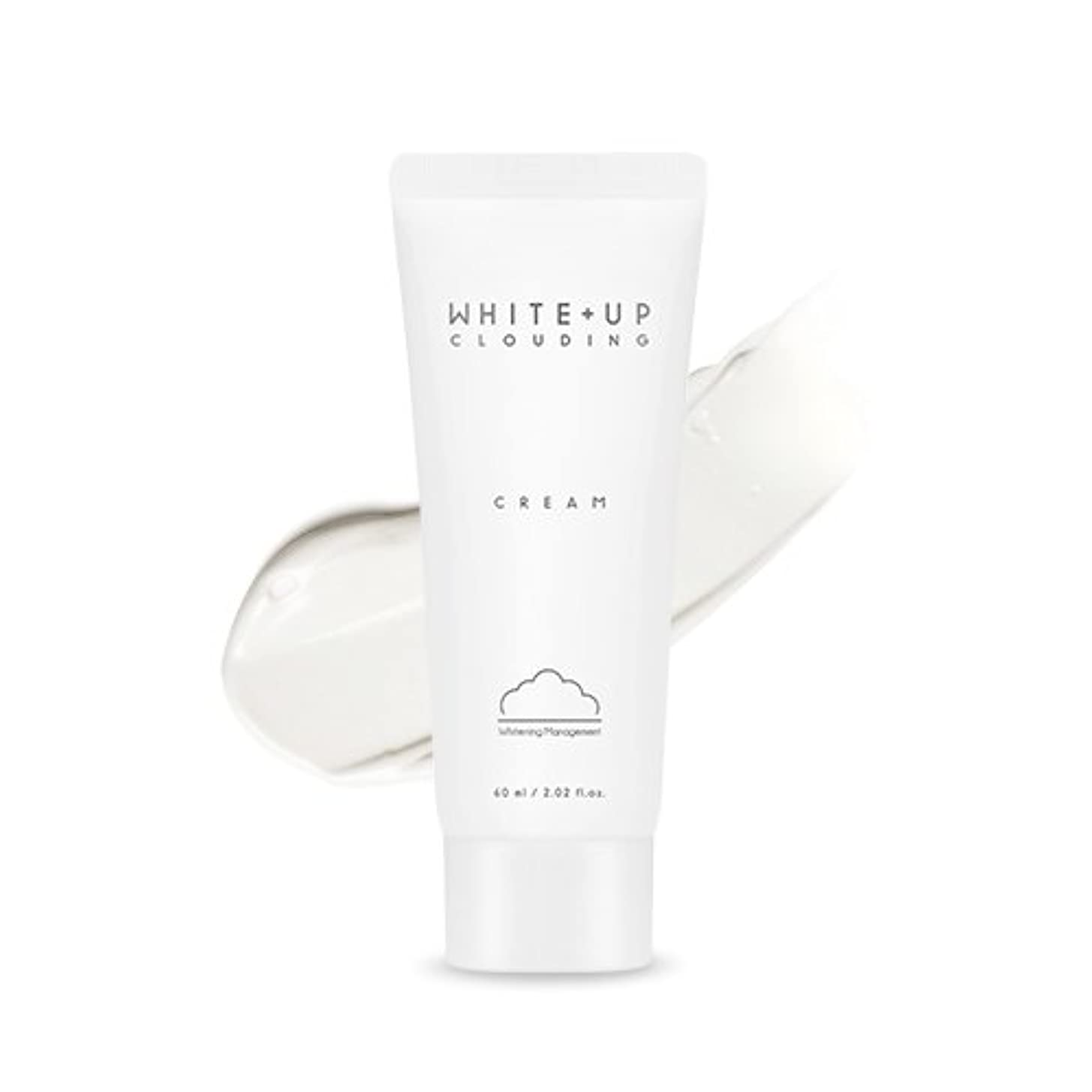アラスカアジテーション肘掛け椅子APIEU (WHITE+UP) Clouding Cream/アピュ ホワイトアップクラウドディングクリーム 60ml [並行輸入品]