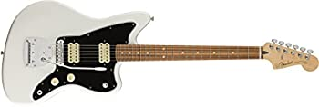 Fender Player Jazzmaster Electric Guitar - Pau Ferro - Polar White